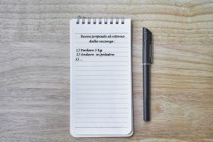 Propositi del dopo vacanze: 4 consigli |ze: 4 consigli utili